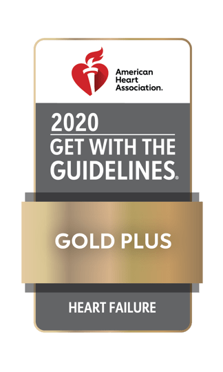 American Heart Association Get With the Guidelines Gold Heart Failure Program